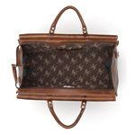 COUNTRY WESTERN DUFFEL BAG INSIDE IMAGE