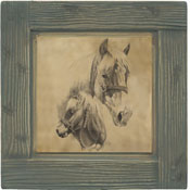western coasters, cowboy, cowgirl, horse coasters