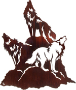 WOLF HOME DECOR