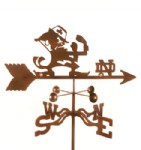 Collegiate Weather Vanes