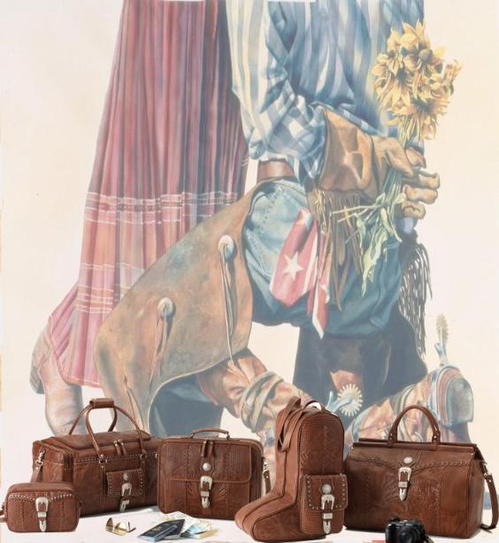 American West Luggage, western luggage