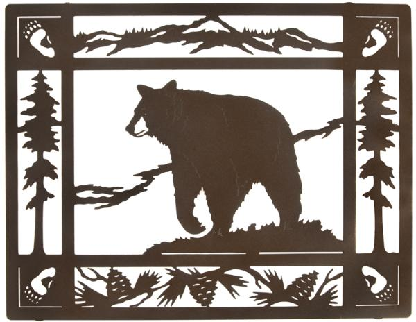 Bear Wall Hangings