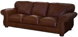 Leather Sofas, Full Grain Leather Couches