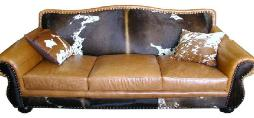 Cowhide Sofas, Cowhide Couches